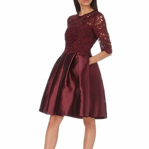 Ted Baker Maaria Lace dress (1) US size 4 NWT